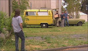Dylan Timmins, Kim Timmins in Neighbours Episode 4964