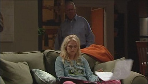 Sky Mangel, Harold Bishop in Neighbours Episode 4964