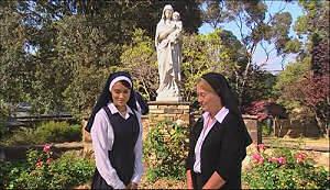 Carmella Cammeniti, Sister Mary Ignatius in Neighbours Episode 4970