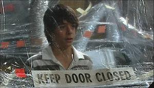Zeke Kinski in Neighbours Episode 4970