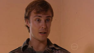 Robert Robinson in Neighbours Episode 4999