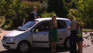 Boyd Hoyland, Janae Timmins, Steph Scully, Janelle Timmins in Neighbours Episode 4999