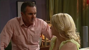 Karl Kennedy, Justine Spensley in Neighbours Episode 5004