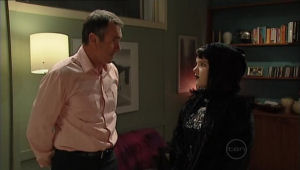 Karl Kennedy, Bree Timmins in Neighbours Episode 5004
