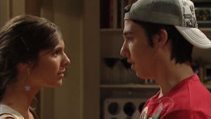 Stingray Timmins, Rachel Kinski in Neighbours Episode 5004