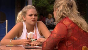 Sky Mangel, Janelle Timmins in Neighbours Episode 5005