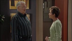 Susan Kennedy, Harold Bishop in Neighbours Episode 5006