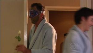 Karl Kennedy, Stingray Timmins in Neighbours Episode 5007