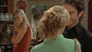 Dylan Timmins, Elle Robinson, Sky Mangel in Neighbours Episode 5007