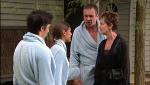 Stingray Timmins, Rachel Kinski, Karl Kennedy, Susan Kennedy in Neighbours Episode 5007