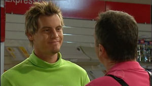 Ned Parker in Neighbours Episode 5008