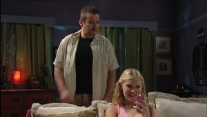 Toadie Rebecchi, Janae Timmins in Neighbours Episode 5009