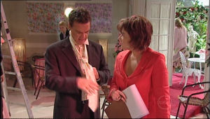 Paul Robinson, Lyn Scully in Neighbours Episode 5011