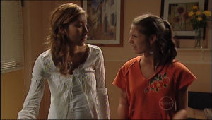 Katya Kinski, Rachel Kinski in Neighbours Episode 5013