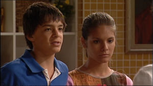 Zeke Kinski, Rachel Kinski in Neighbours Episode 5013