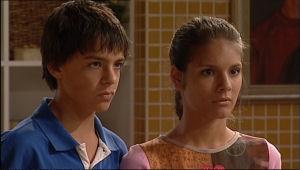 Zeke Kinski, Rachel Kinski in Neighbours Episode 5014