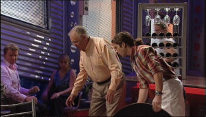 Harold Bishop, Dylan Timmins in Neighbours Episode 5014
