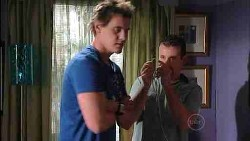 Ned Parker, Toadie Rebecchi in Neighbours Episode 5017