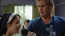 Ned Parker, Carmella Cammeniti in Neighbours Episode 5017
