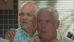 Harold Bishop, Lou Carpenter in Neighbours Episode 5018