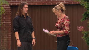 Dylan Timmins, Janelle Timmins in Neighbours Episode 5021
