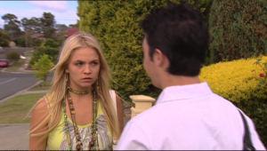 Sky Mangel, Stingray Timmins in Neighbours Episode 5021
