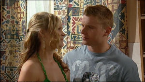 Boyd Hoyland, Janae Timmins in Neighbours Episode 5023