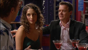 Robert Robinson, Casey Baker, Paul Robinson in Neighbours Episode 5024