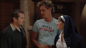 Carmella Cammeniti, Ned Parker, Toadie Rebecchi in Neighbours Episode 5024