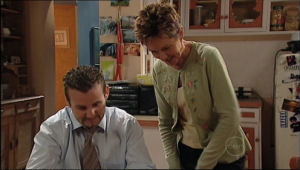 Toadie Rebecchi, Susan Kennedy in Neighbours Episode 5024