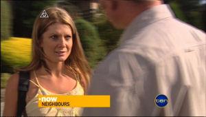 Izzy Hoyland in Neighbours Episode 5025