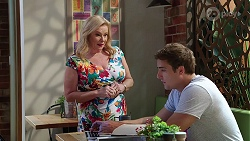 Sheila Canning, Kyle Canning in Neighbours Episode 8096