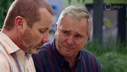 Toadie Rebecchi, Karl Kennedy in Neighbours Episode 8096