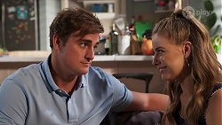 Kyle Canning, Chloe Brennan in Neighbours Episode 8099