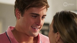 Kyle Canning, Amy Williams in Neighbours Episode 8099
