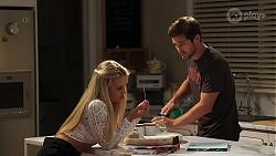 Roxy Willis, Ned Willis in Neighbours Episode 8100