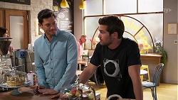 Finn Kelly, Ned Willis in Neighbours Episode 8100