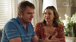 Gary Canning, Amy Williams in Neighbours Episode 8100