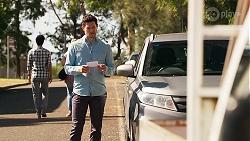 Finn Kelly in Neighbours Episode 8100