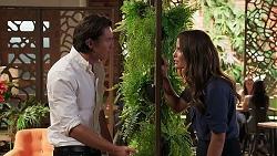 Leo Tanaka, Elly Brennan in Neighbours Episode 8100