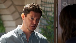 Finn Kelly, Elly Brennan in Neighbours Episode 8100