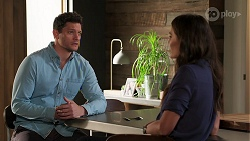 Finn Kelly, Elly Brennan in Neighbours Episode 8101