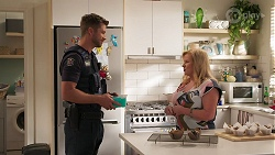 Mark Brennan, Sheila Canning in Neighbours Episode 8101