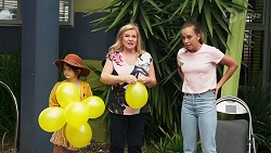 Nell Rebecchi, Sheila Canning, Bea Nilsson in Neighbours Episode 8101