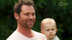 Shane Rebecchi, Hugo Somers in Neighbours Episode 8101