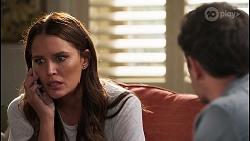 Elly Brennan, Finn Kelly in Neighbours Episode 8102