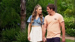 Chloe Brennan, Kyle Canning in Neighbours Episode 8102