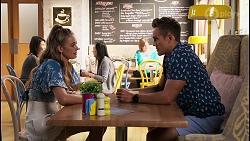 Chloe Brennan, Aaron Brennan in Neighbours Episode 8102