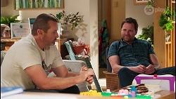 Toadie Rebecchi, Shane Rebecchi in Neighbours Episode 8102