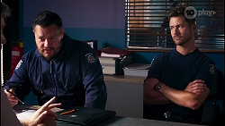 Jet Cassidy, Mark Brennan in Neighbours Episode 8102
